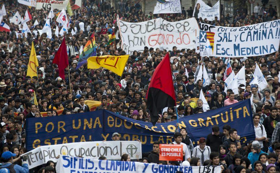 Große Proteste in Chile