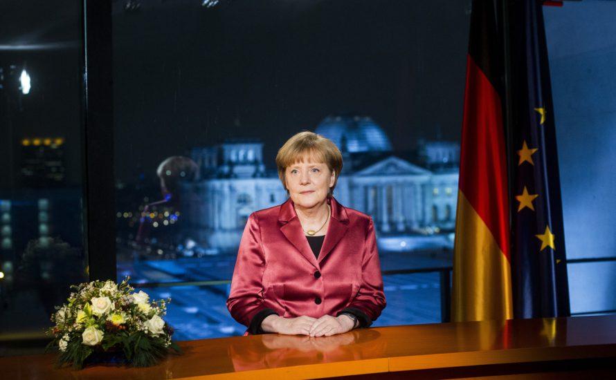 Merkels zynischer Jahresrückblick und ihr Programm für 2016
