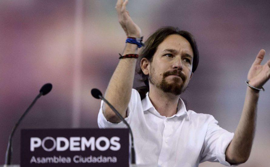 Alle Macht an Pablo Iglesias