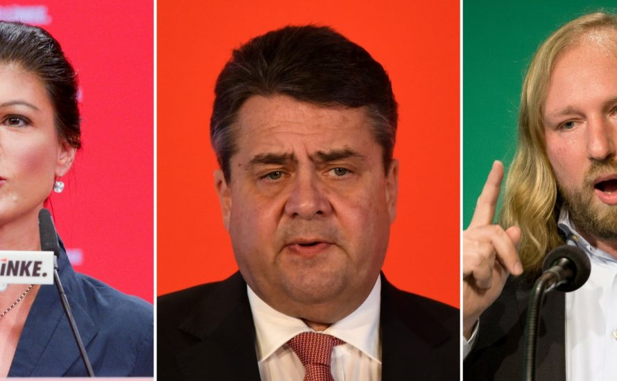 Rot-Rot-Grünes Strategietreffen: Ist die SED wieder da?