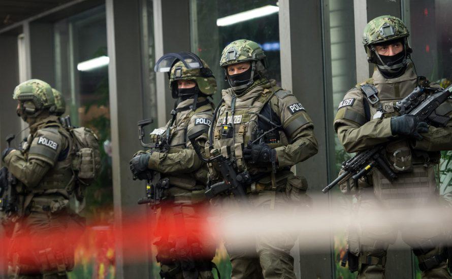München: Mit einer Terrorwarnung ins neue Jahr