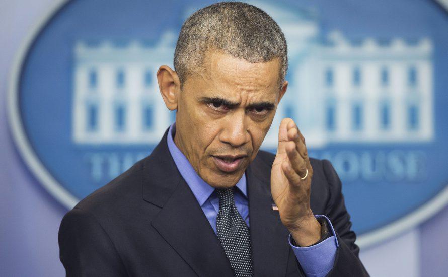 Das politische Erbe von Obama
