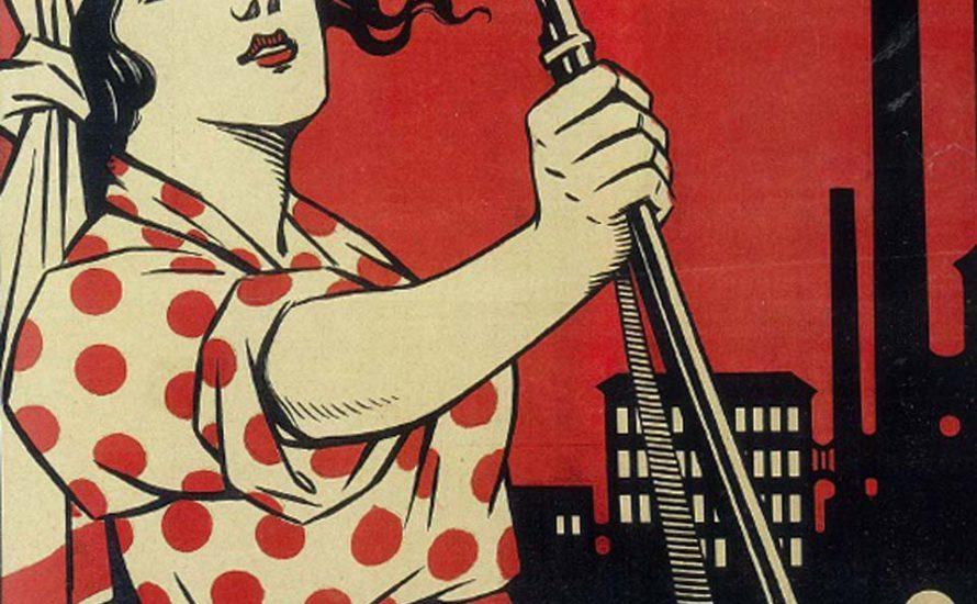 Frauen in der russischen Oktoberrevolution