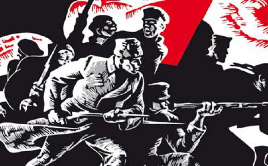 95 Jahre Oktoberrevolution