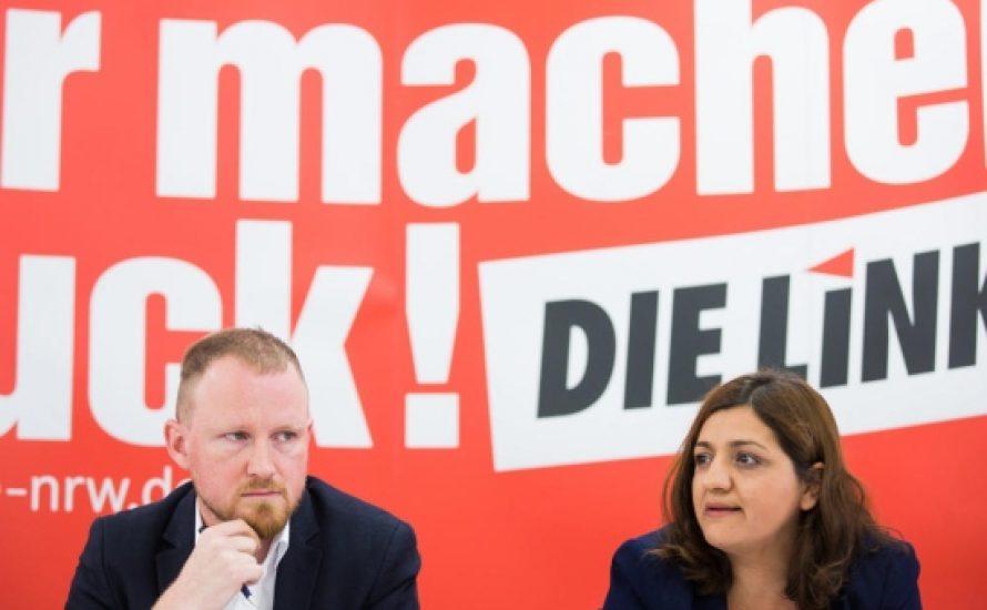 Warum kam die Linkspartei in NRW nicht in den Landtag?
