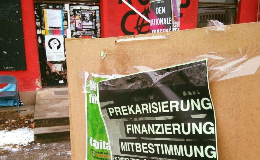 """""""Otto von unten"""" – Aktionstag an der FU Berlin"""
