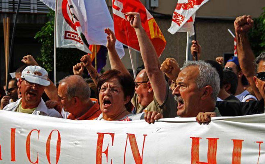 Sechs Monate im Streik