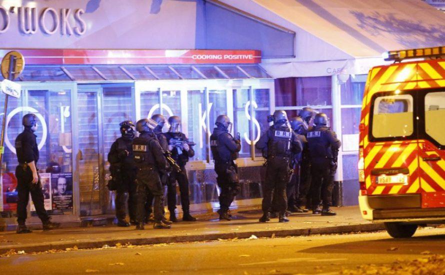 Nach dem Terror von Paris