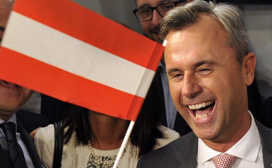 Österreich steht vor dem Sieg der rassistischen FPÖ