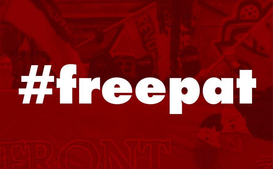 FREE PAT: Leipziger Antifaschist eingeknastet