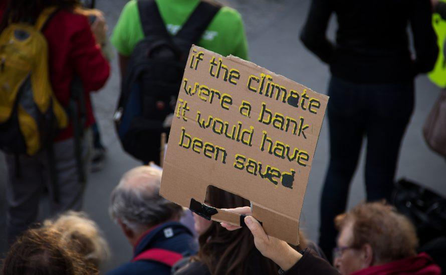 Klimawandel und die soziale Frage: Über wessen Wohlstand reden wir?