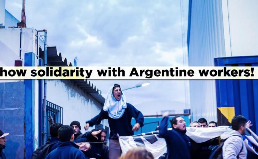 [Video] Solidarität mit PepsiCo-Arbeiter*innen!