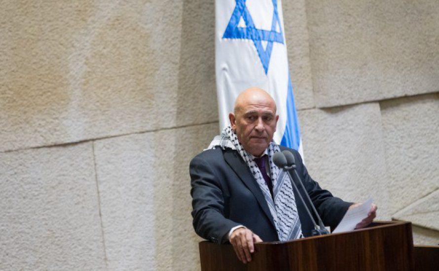 Fährt Israel einen AKP-Kurs gegen die palästinensische Opposition im Parlament?
