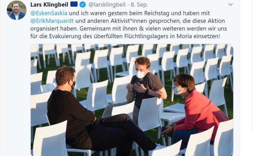 Die SPD will jetzt angeblich Geflüchtete aufnehmen – hat aber vor Kurzem noch dagegen gestimmt