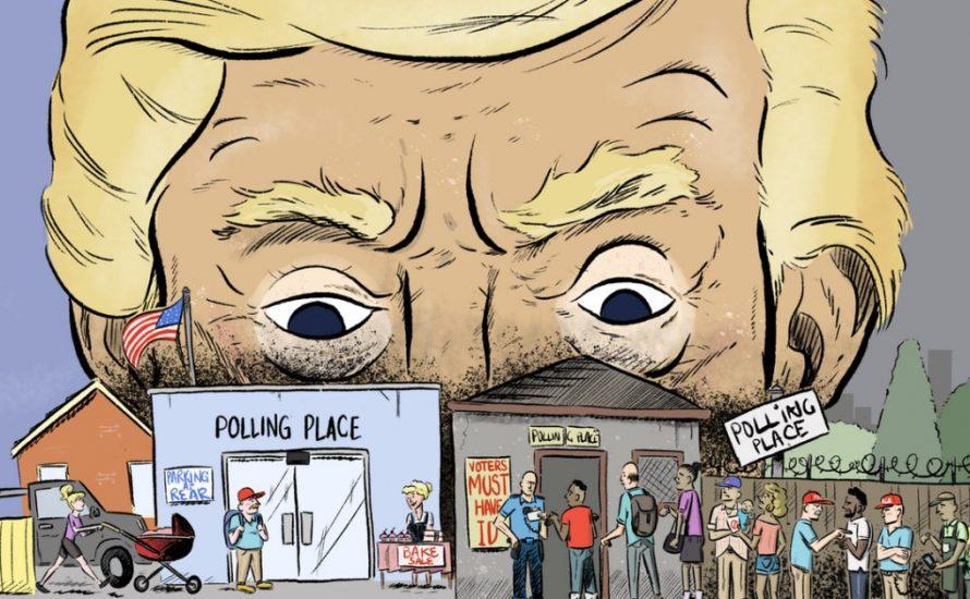 US-Wahlen: Demokraten spielen