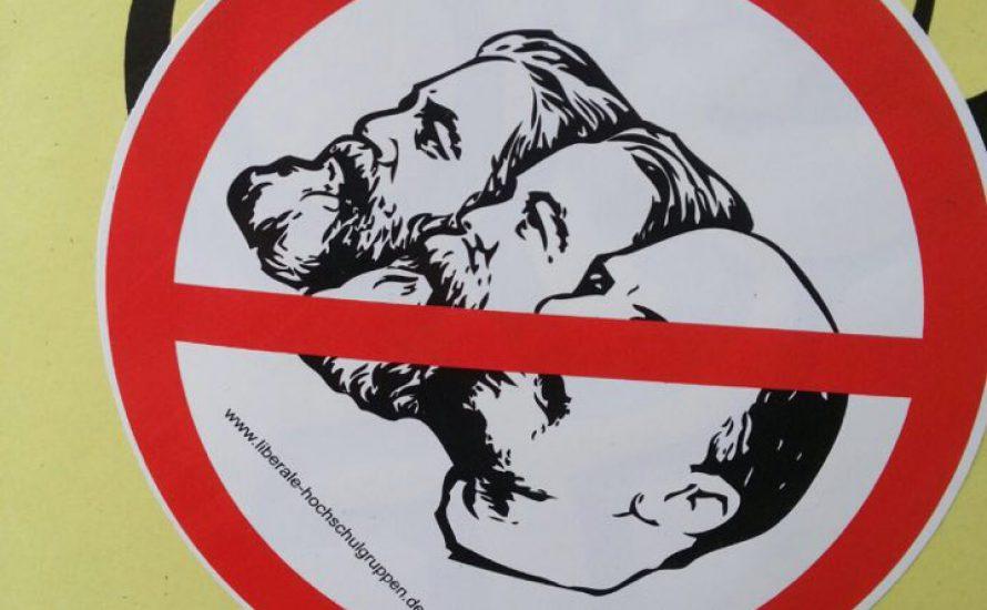 Liberale Hochschulgruppe an der FU gegen Feminismus und Marxismus