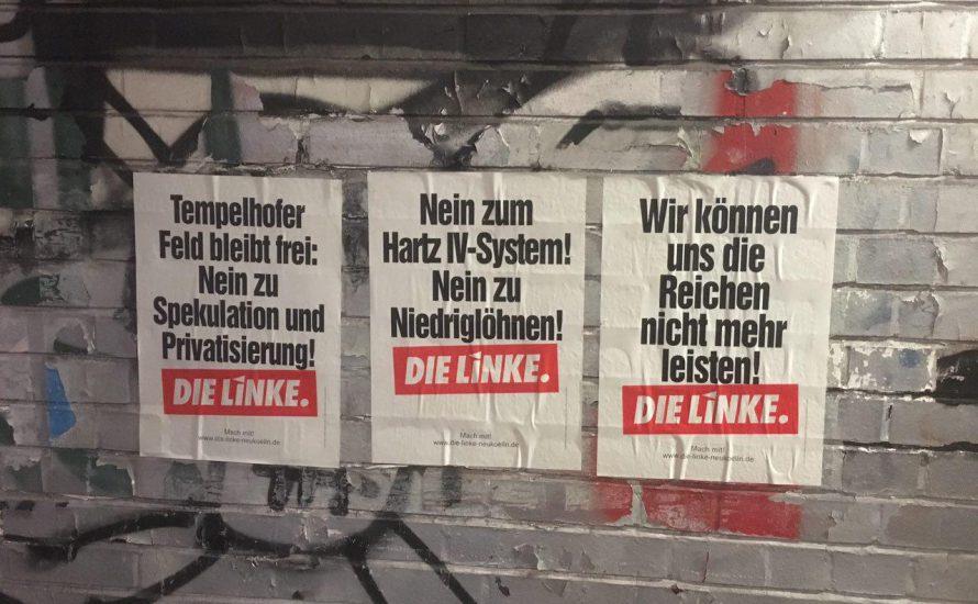 Linkspartei Neukölln: Sozialistische Opposition oder Wasserträger*innen für Lederer?