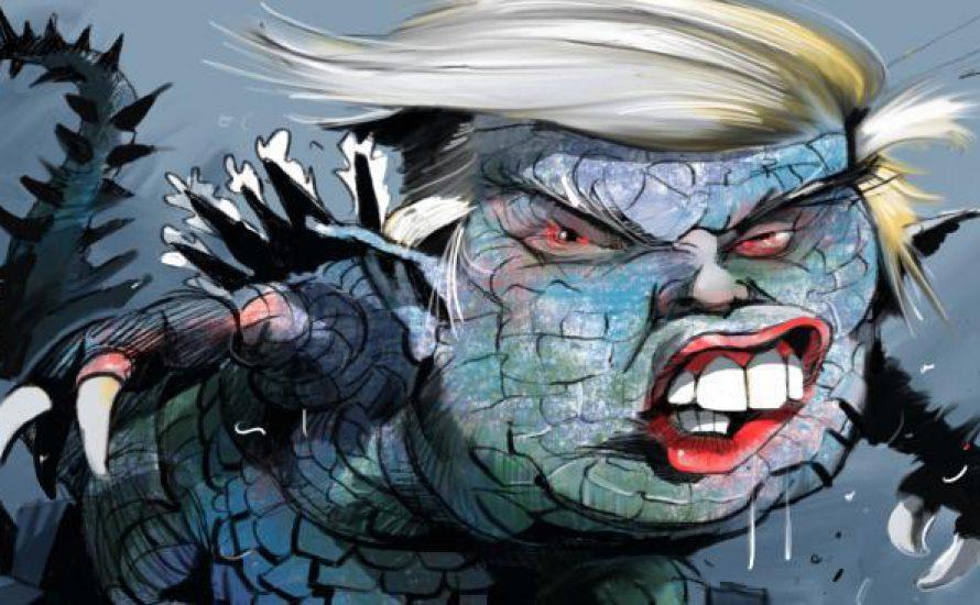 Willkommen in der Zeit der Monster: Berlusconisierung der USA