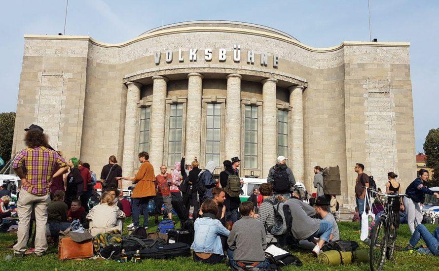 Berliner Senat lässt die Volksbühne räumen