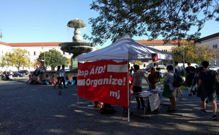 Marxistische Jugend München: Linke, wir müssen reden!