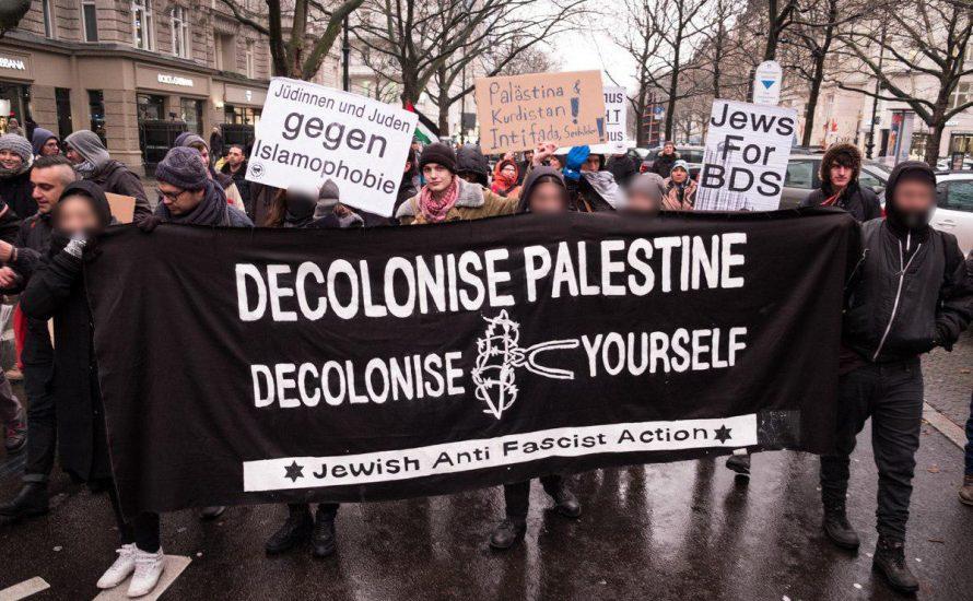 Berliner Zeitung und Kurier gestehen ihre Lügen über palästinensische Demonstrationen