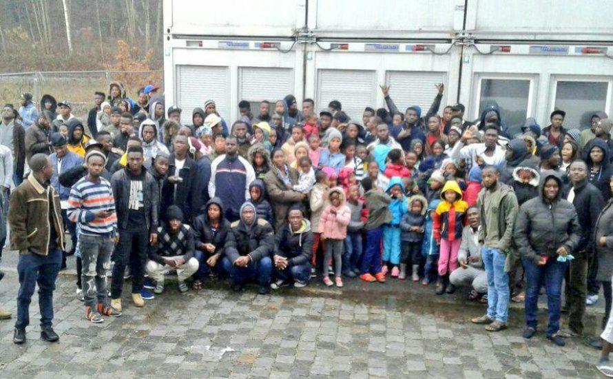 Solidarität mit den streikenden Non-Citizens in Deggendorf!