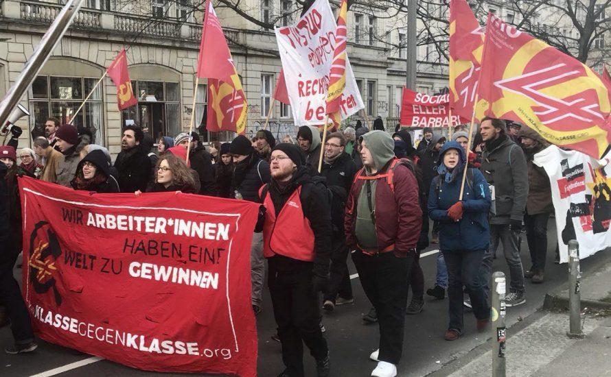 LLL: Gedenken an Liebknecht, Luxemburg, Lenin – und Martin Monath