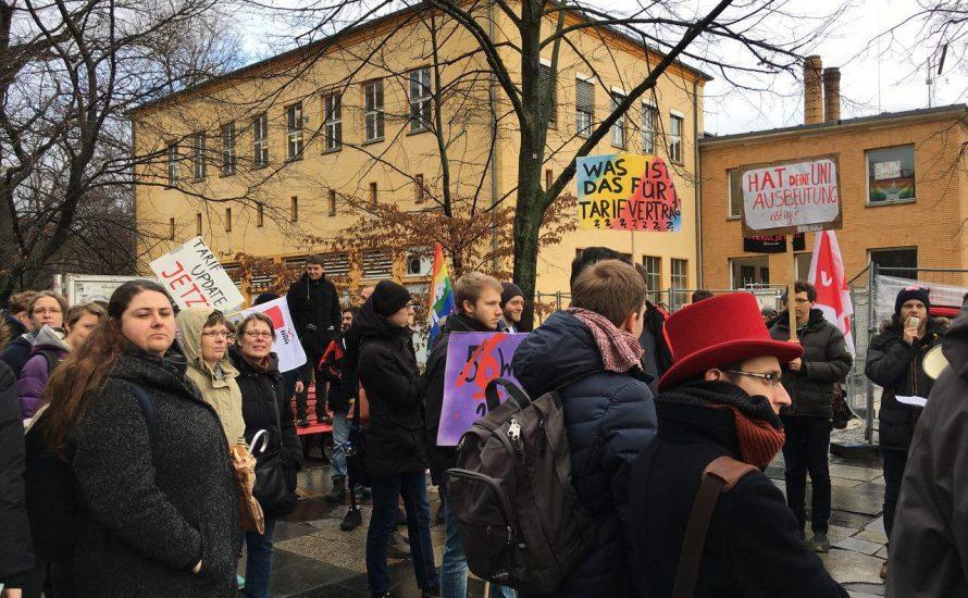 TVStud: Dynamischer Streik auch an der TU Berlin