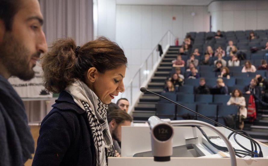 Von Berlin nach Teheran – studentische Solidarität