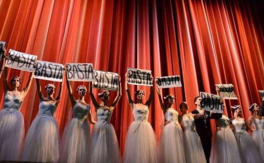 Argentinien: Sogar Ballet-Tänzer*innen leisten Widerstand gegen Entlassungen