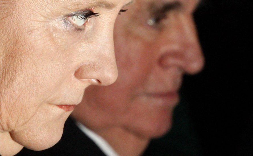 """Merkel = Kohl + Schröder. Eine Regime-Analyse vor dem Hintergrund der """"bürgerlichen Restauration"""""""