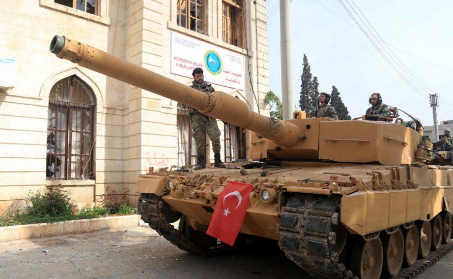 Afrin ist gefallen – Lang lebe der Widerstand!