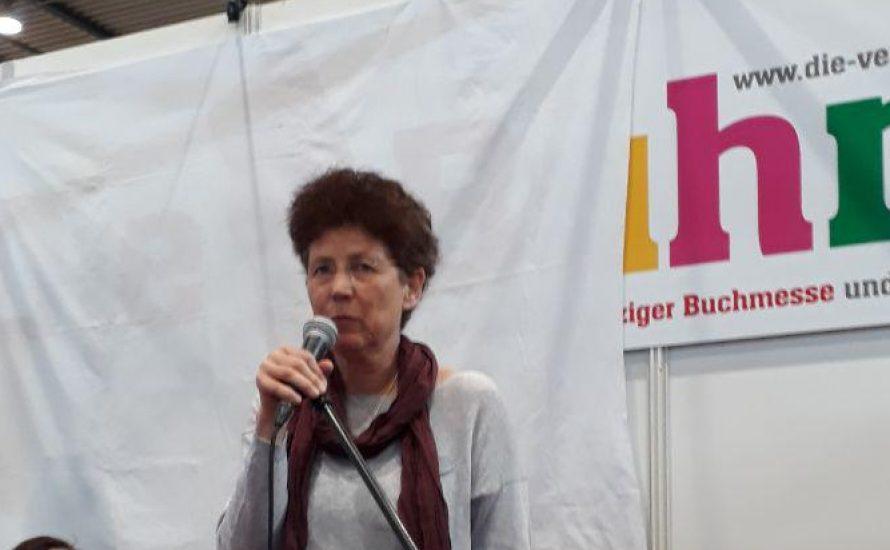 Kristina Hänel stellt ihr politisches Tagebuch vor:
