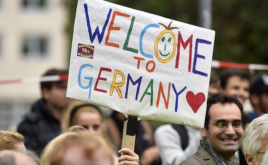 Die Willkommenskultur des deutschen Imperialismus