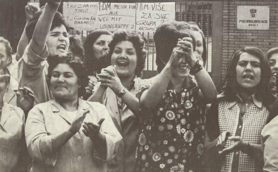 Arbeitsmigration in der BRD: Wie das Proletariat fragmentiert werden konnte