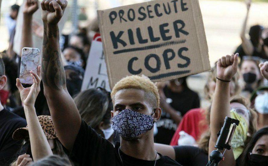 Polizeigewalt und Revolte in den USA. Was ist mit Deutschland?
