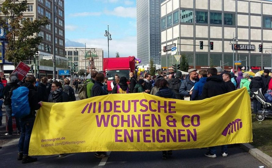 Deutsche Wohnen: Senat kann die Enteignungs-Kampagne nicht verhindern