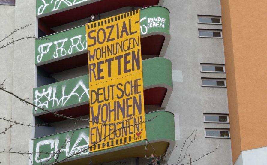 KGK Berlin: Für entschädigungslose Enteignung auf die Straße!