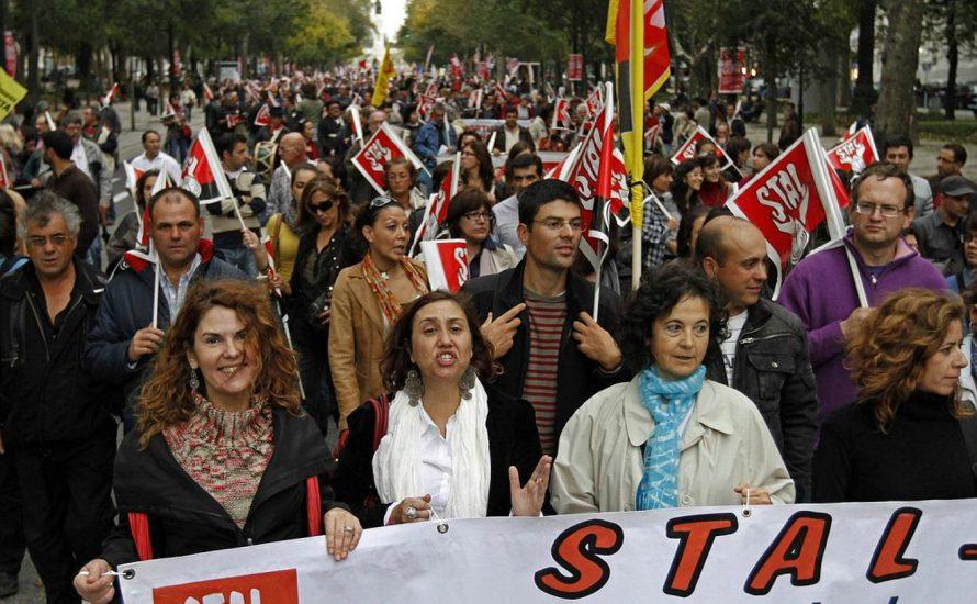 Interview: Frauen in der Krise in Portugal