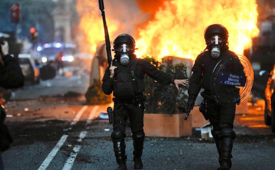 Represión en el Estado Español