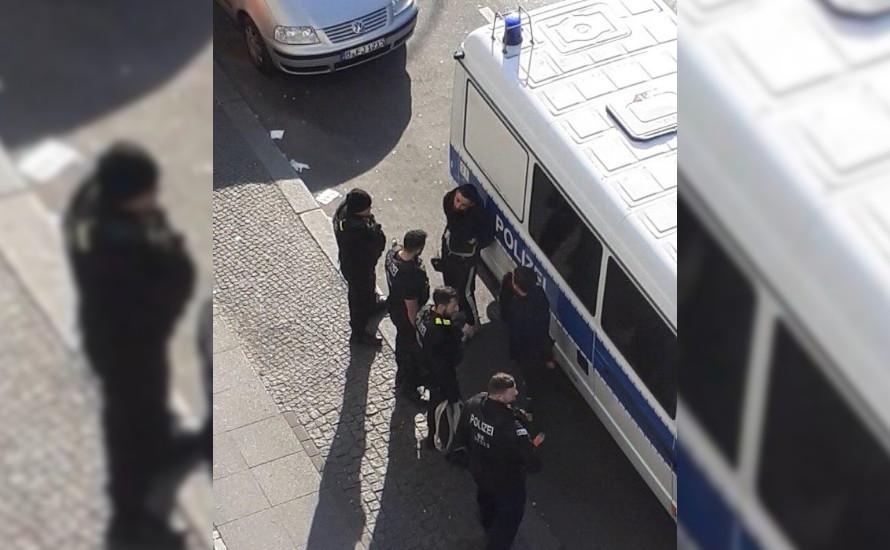 Polizeirepression nimmt in der Corona-Krise zu