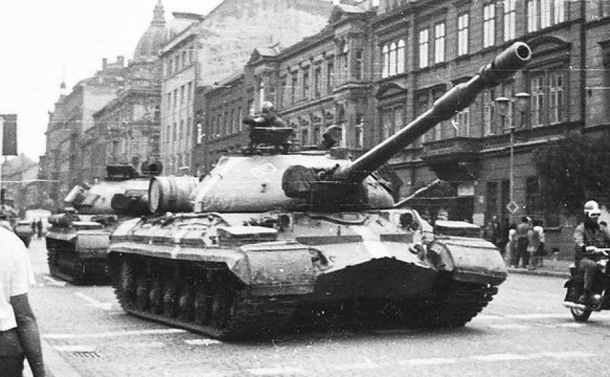 Schüler von '68: Nach dem Prager Frühling kommt die Spaltung