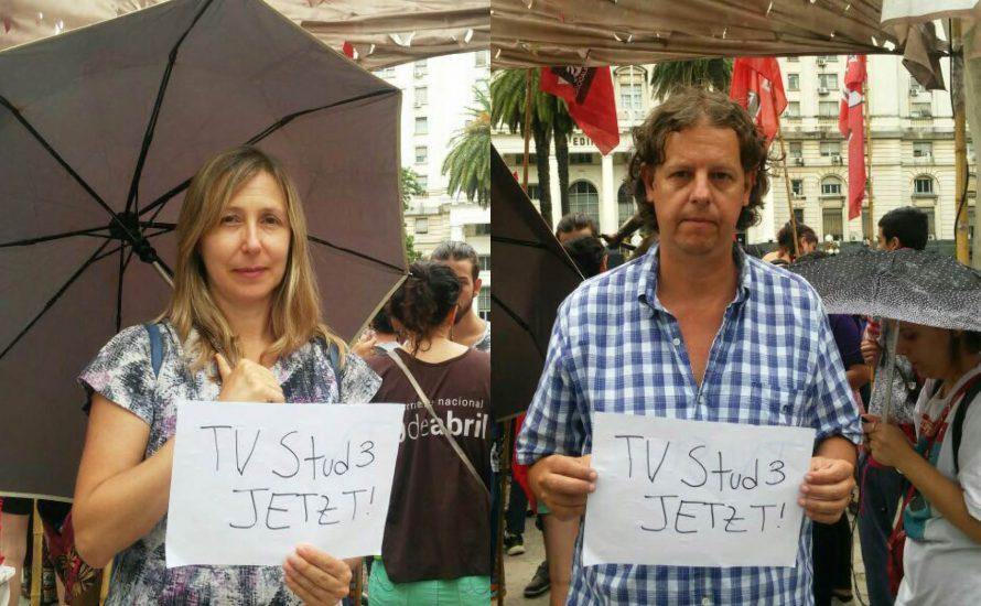 Abgeordnete aus Argentinien sagen: TVStud jetzt!