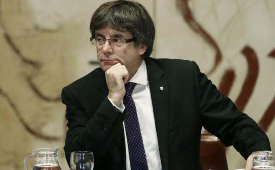 Spanien bereitet die Zwangsverwaltung über Katalonien vor