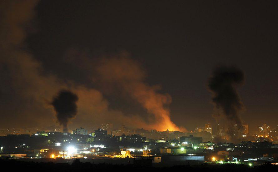 Stoppt die militärische Eskalation Israels in Gaza!
