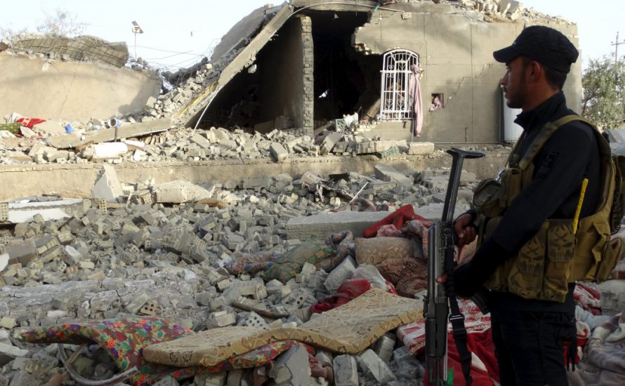 Kampf um Ramadi vorerst beendet – jetzt geht es um Mossul
