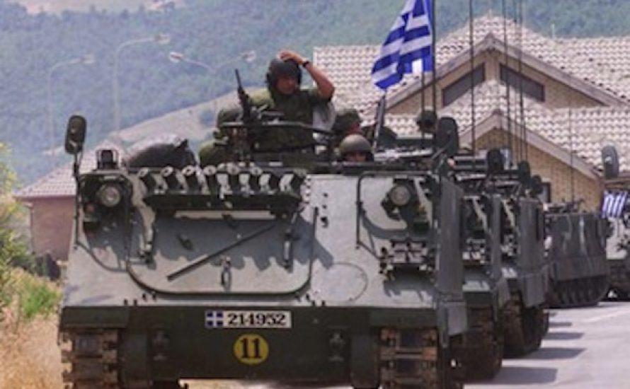 Zerschlagt die Armee – in Griechenland und in jedem anderen Land!
