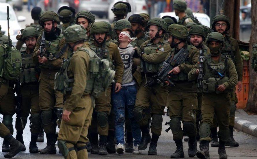 Der atmosphärische Tod in Palästina