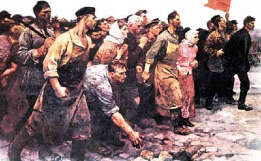 ABC des Marxismus: A wie Arbeiter*innenklasse