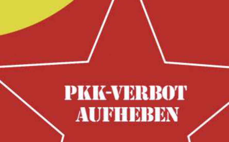 Demonstration in München: PKK-Verbot aufheben!
